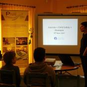 Atelier de la ZP Famenne-Ardenne sur la ceinture de sécurité